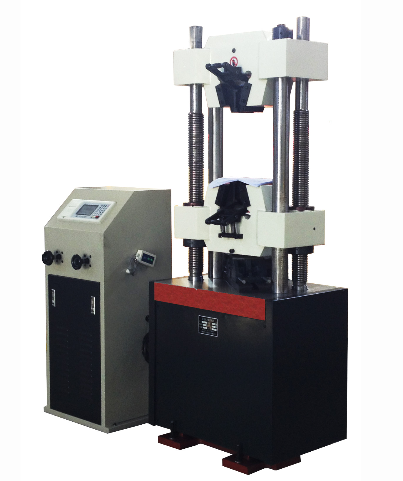 TES-1000B liquid crystal digital display hydraulic universal testing machine