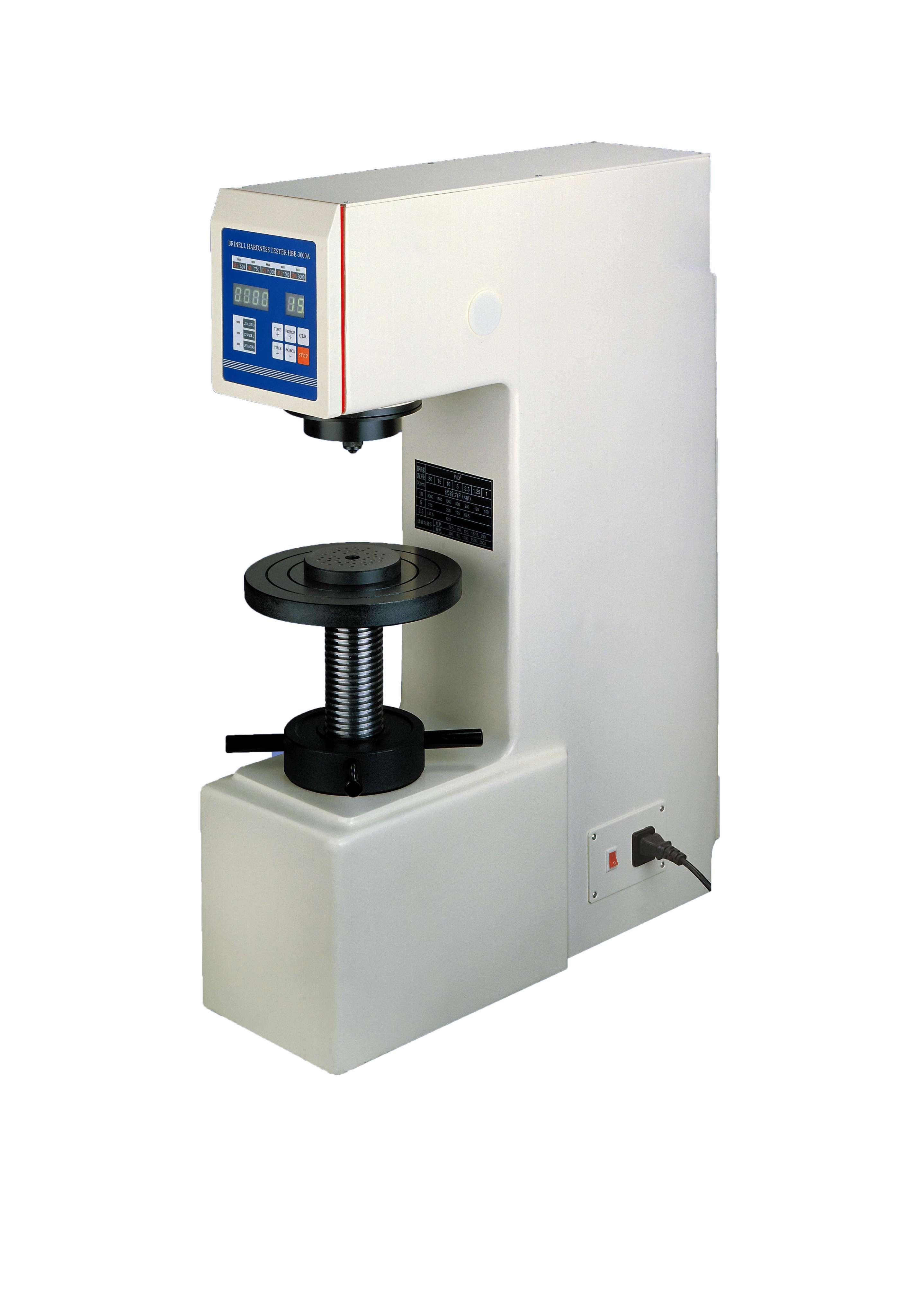 HB-3000E 电子布氏硬度计