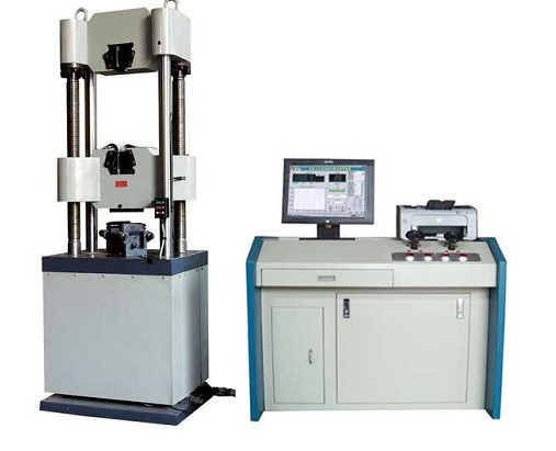 TAW-1000B microcomputer screen display electro-hydraulic servo universal testing machine