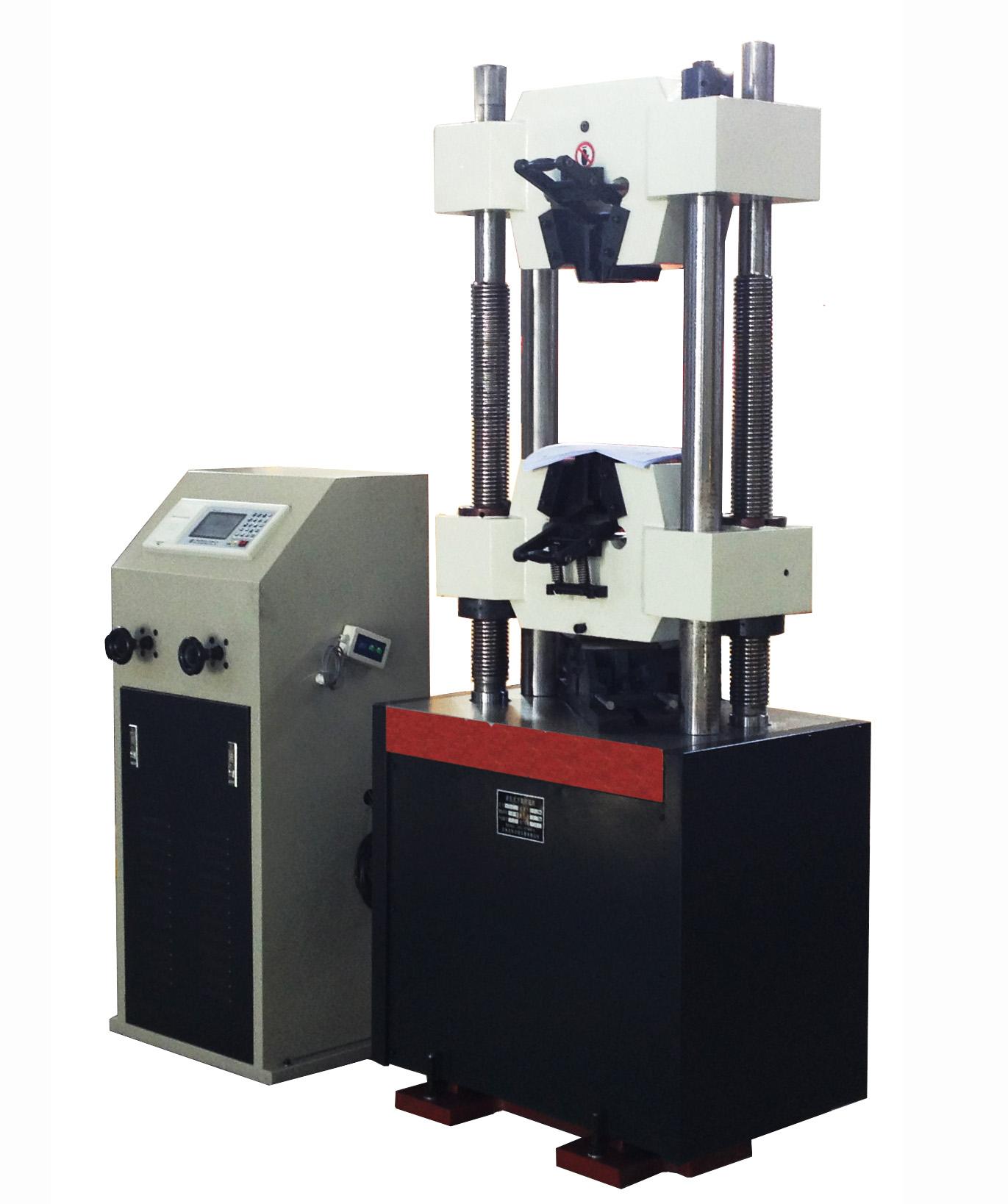 TES-600B液晶数显液压万能试验机